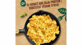 Des alternatives végétales aux œufs et aux crevettes désormais dans le portefeuille de Nestlé