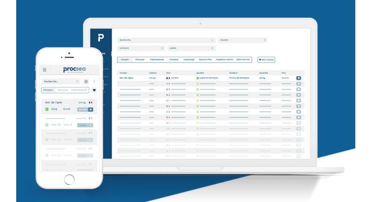 Produits frais : La technologie ProcSea disponible sur la marketplace SAP Store